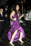 Fran Drescher @ Elton John's Birthday Party in New York City, 3/24, 2 HQ