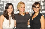 Aubrey Plaza, Rashida Jones, Amy Poehler, Olivia Wilde - Glamour Presents 'These Girls' - Oct 8, 2012 (x73)