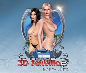 Oxins Style 3D Sexvilla 2 Ever Lust +18