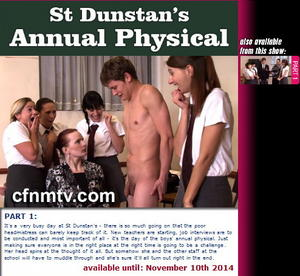 Cfnm st dunstan physical