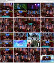 Anne Hathaway ~ The Ellen DeGeneres Show 4/13/11 (HDTV) Requested by JT