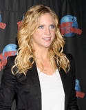 Brittany Snow - Handprint Ceremony at Planet Hollywood in New York City